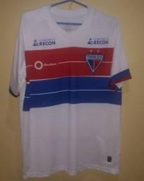 Camisa Do Fortaleza Stadium Branca 2012
