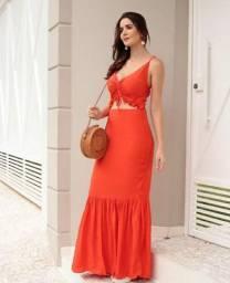 Vestido conj