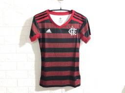 Flamengo Modelo Feminino (PROMOÇÃO) em 3 modelos