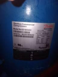 Compressores de refrigeracao industrial
