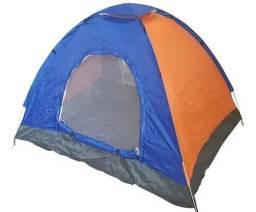 Barraca camping 4 lugares sem uso no centro de São Gonçalo