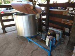 Tanque de leite, Plurinox 800litros