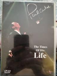 Dvd paul anka The times of his life original lacrado