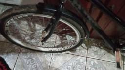 Bicicleta seme nova .