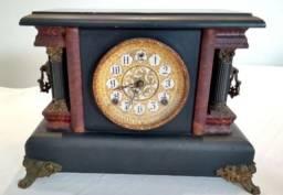 Antigo Relógio De Mesa Pata De Leão - Session
