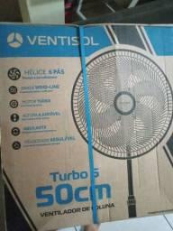 Ventilador  turbo 6 palheta novo