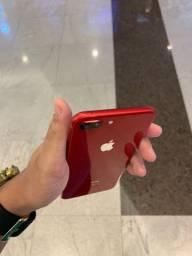 iPhone 8 Plus Red - 64GB - Usado- Aceito Negociação