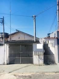 Casa com 1 dormitório para alugar, 50 m² por R$ 500,00/mês - Vila Bocaina - Mauá/SP