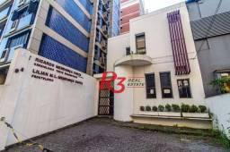 Casa com 5 dormitórios para alugar, 159 m² - Boqueirão - Santos/SP
