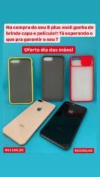 iPhones 8 Plus 64GB oferta dia das mães