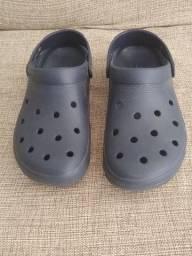Vendo Crocs Azul