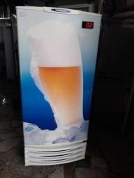 Cervejeira Gelopar GRBA 330 Vertical 334L - Frost free 1 Porta
