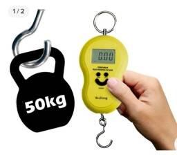 Balança digital até 50 kg , apenas 45 r$