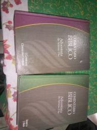 Comentário Biblico Adventista 2 volumes