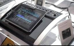 Mesa de som digital x18 Behringer