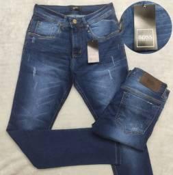 Calças Jeans Masculinas Multimarcas