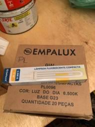 Lampada Fluorescente Compacta Empalux 6.500K 9W