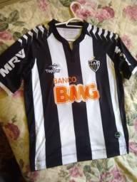 Camisa oficial Galo campeão libertadores feminina