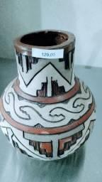 Vaso Cerâmica Marajoara