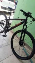 Bike 29 nova na garantia com seguro
