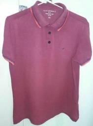 Camisa Polo - Manga Curta - Marca: Ellus