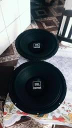 Vendo dois altos falantes jbl 1600w