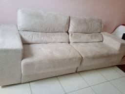 Sofa retrátil e reclinavel