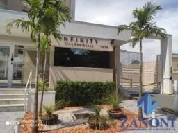 Apartamento para alugar com 3 dormitórios em Parque industrial, Maringá cod: *54