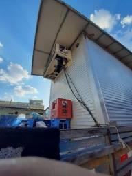 Vendo baú frigorífico para caminhão 3x4