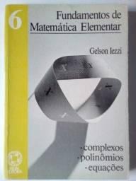 Fundamentos Matemática 6
