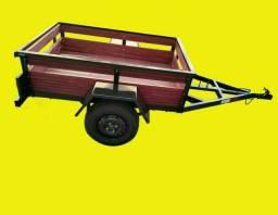 Carretinhas para cargas veículo