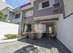Sobrado com 4 dormitórios para alugar, 168 m² - Vila Santa Teresa - Santo André/SP