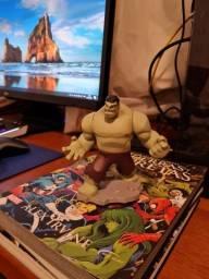 Disney inifinity Hulkbuster, Hulk e Venom