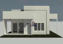 Casa com 3 dormitórios à venda, 86 m² por R$ 250.000 - Cafézinho - Ji-Paraná/RO