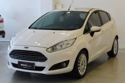 Ford New Fiesta 1.6  Titanium Plus Hatch Automático