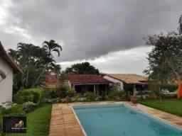 Casa com praia privativa, com vista maravilhosa para lagoa, 04 quartos, piscina
