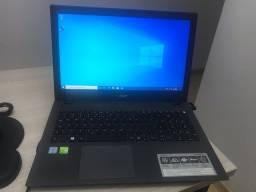 Notebook acer i5 nvidia GeForce 920M