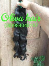 cabelos humanos 75 centímetros