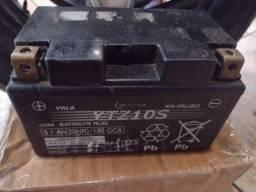 bateria para moto yuasa japonês 12v.