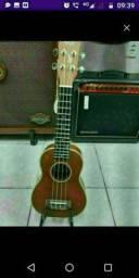 Mega promoção produto novo na caixa ukulele