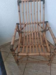 Cadeira dé bambu