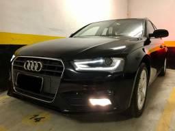 Audi a4 avant 2014 teto panorâmico
