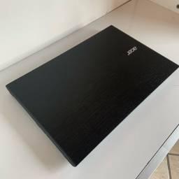 Notebook Acer i5 ( Quinta Geração ), Telão 15.6? 8GB de RAM, 1tb de HD. Aspire e5 573