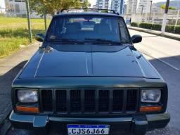 Jeep Cherokee Sport 4.0 1997 GNV
