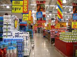 Pego repasse de supermercado ou mercadinho leia a descrição