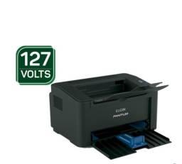 Impressora laser Monocromática Wi-Fi 127v Elgin (Nova)