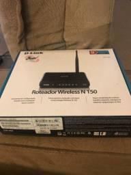 Roteador Wireless N 150