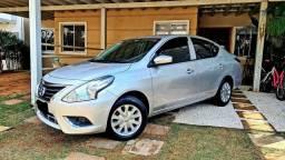 Título do anúncio: Nissan Versa 1.0 completo pego carro de maior ou menor valor