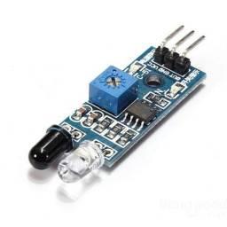 Sensor De Obstáculo Infravermelho Reflexão Arduino Smart Car