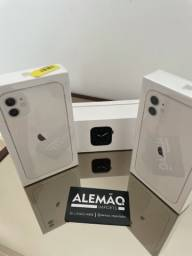 iPhone 11 128 GB Branco (Lacrado + Nota Fiscal )